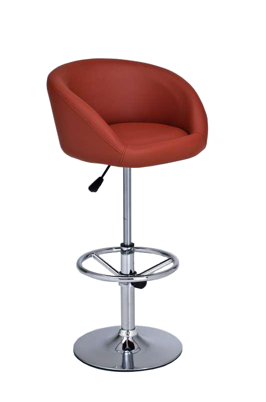 Bar Stool Miami Faux Leather Breakfast Kitchen Barstools Various Colours Chair Ebay