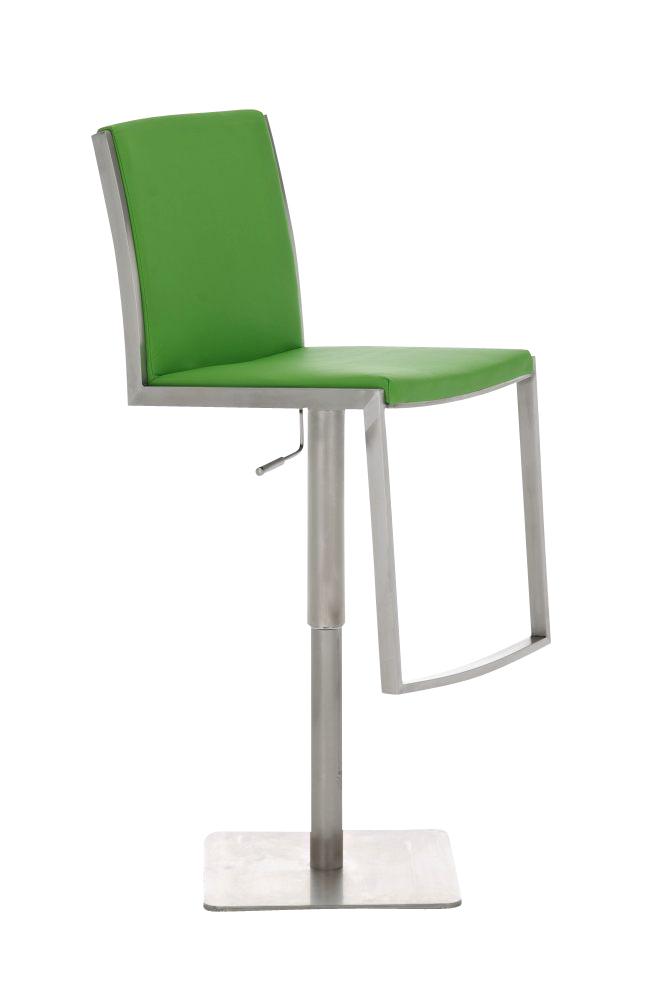 barhocker eco edelstahl barhocker barstuhl mit lehne. Black Bedroom Furniture Sets. Home Design Ideas