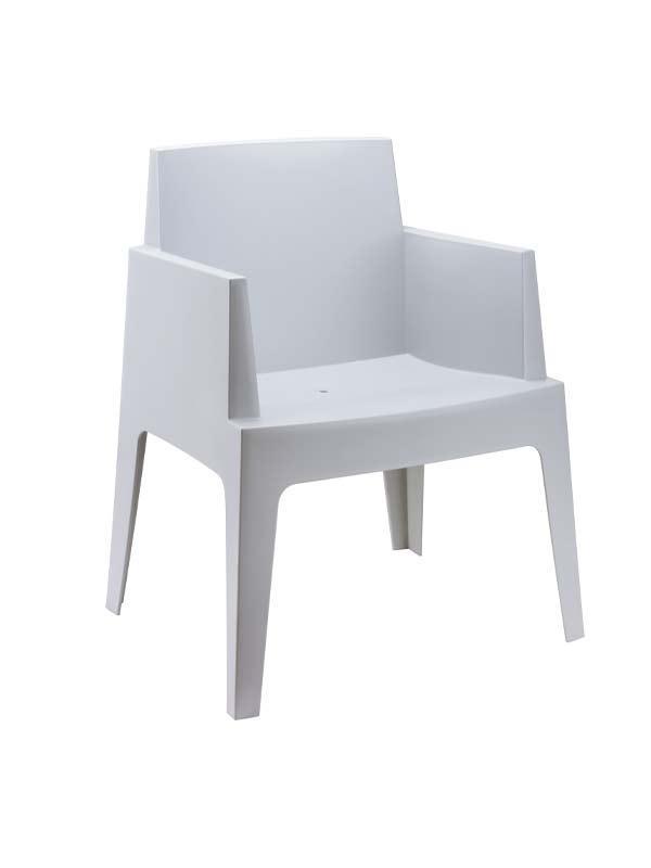 stuhl box besucherstuhl design stapelstuhl kunststoff modern gartenstuhl neu set ebay. Black Bedroom Furniture Sets. Home Design Ideas