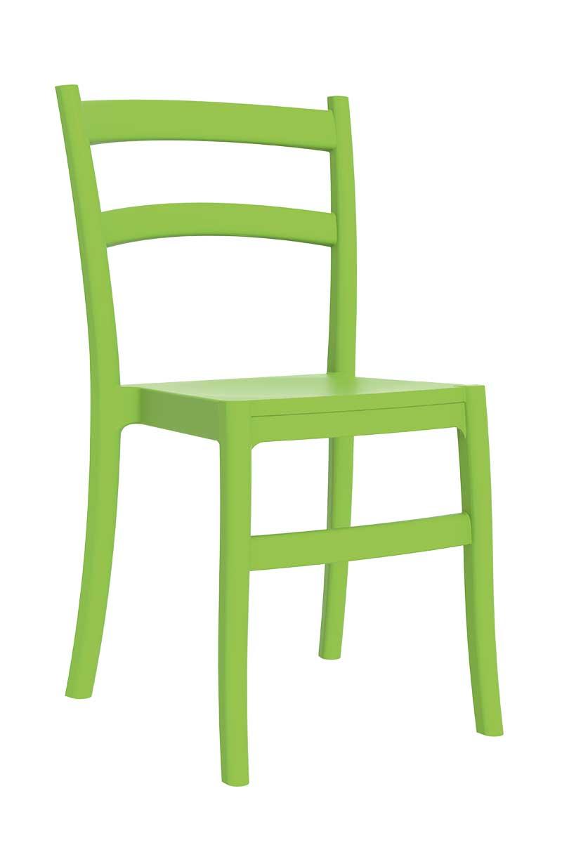 Stuhl tiffany besucherstuhl design stapelstuhl kunststoff for Design besucherstuhl