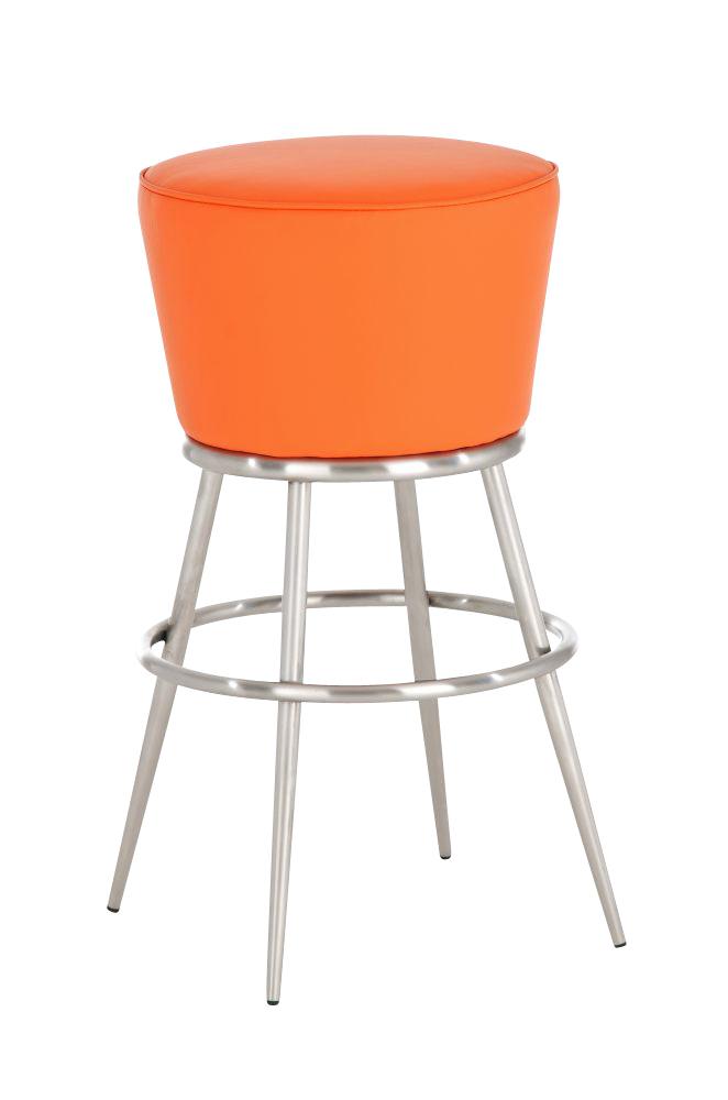 Tabouret de bar laos e80 choix couleur chaise fauteuil for Achat cuisine americaine