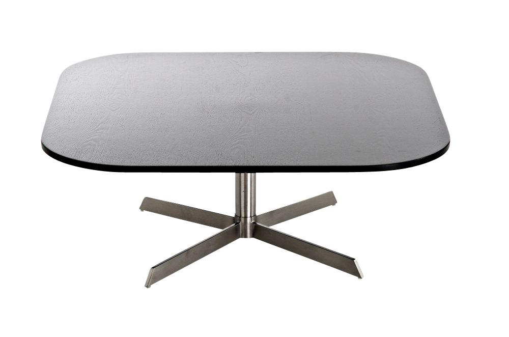 Tisch Ankara Couchtisch Holz Edelstahl Design
