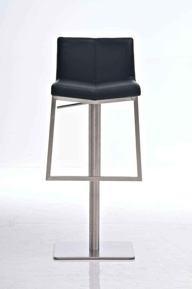 Barhocker lima stuhl hocker tresenstuhl barstuhl schwarz for Gute barhocker