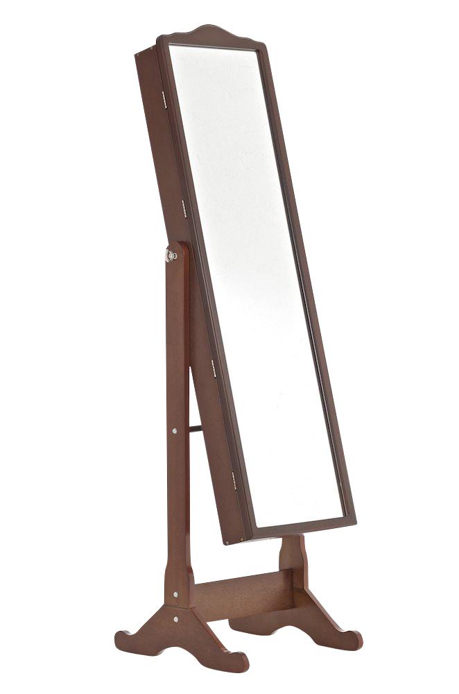 Spiegelschrank-Isla-Schmuckschrank-Spiegel-Standspiegel-Schmuck-NEU-Ring-Kette