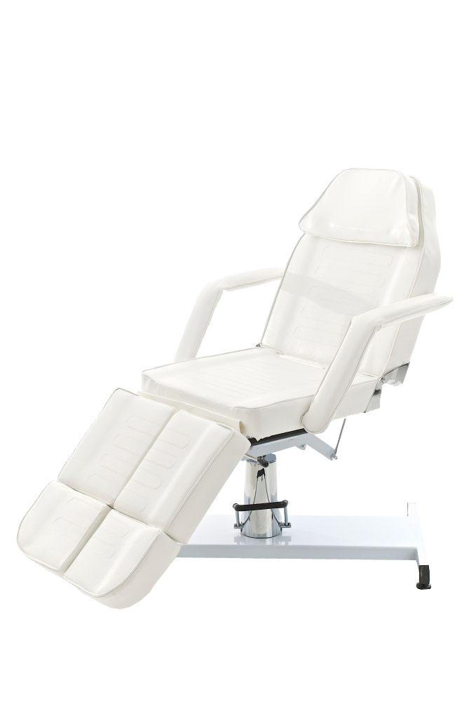 Split hydraulic beauty salon chair massage table bed for Beauty salon bed