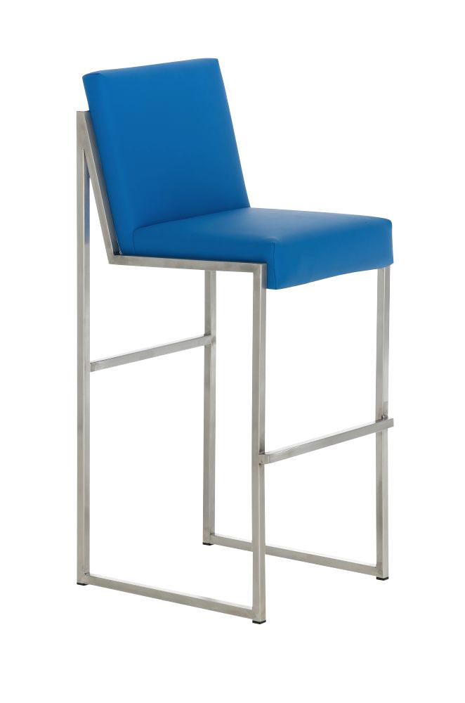 Design barhocker timor edelstahl tresen barm bel stuhl for Design barhocker edelstahl