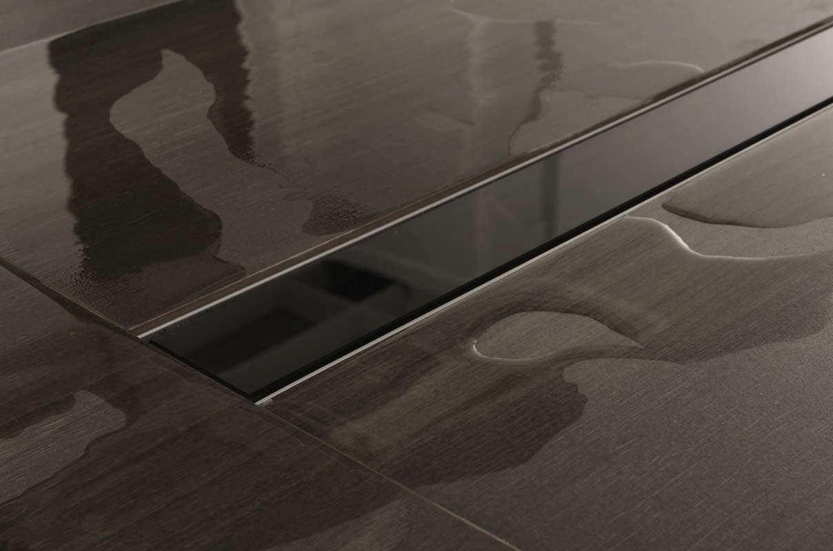 duschrinne edelstahl siphon ablaufrinne bodenablauf befliesbar dusch duschablauf. Black Bedroom Furniture Sets. Home Design Ideas