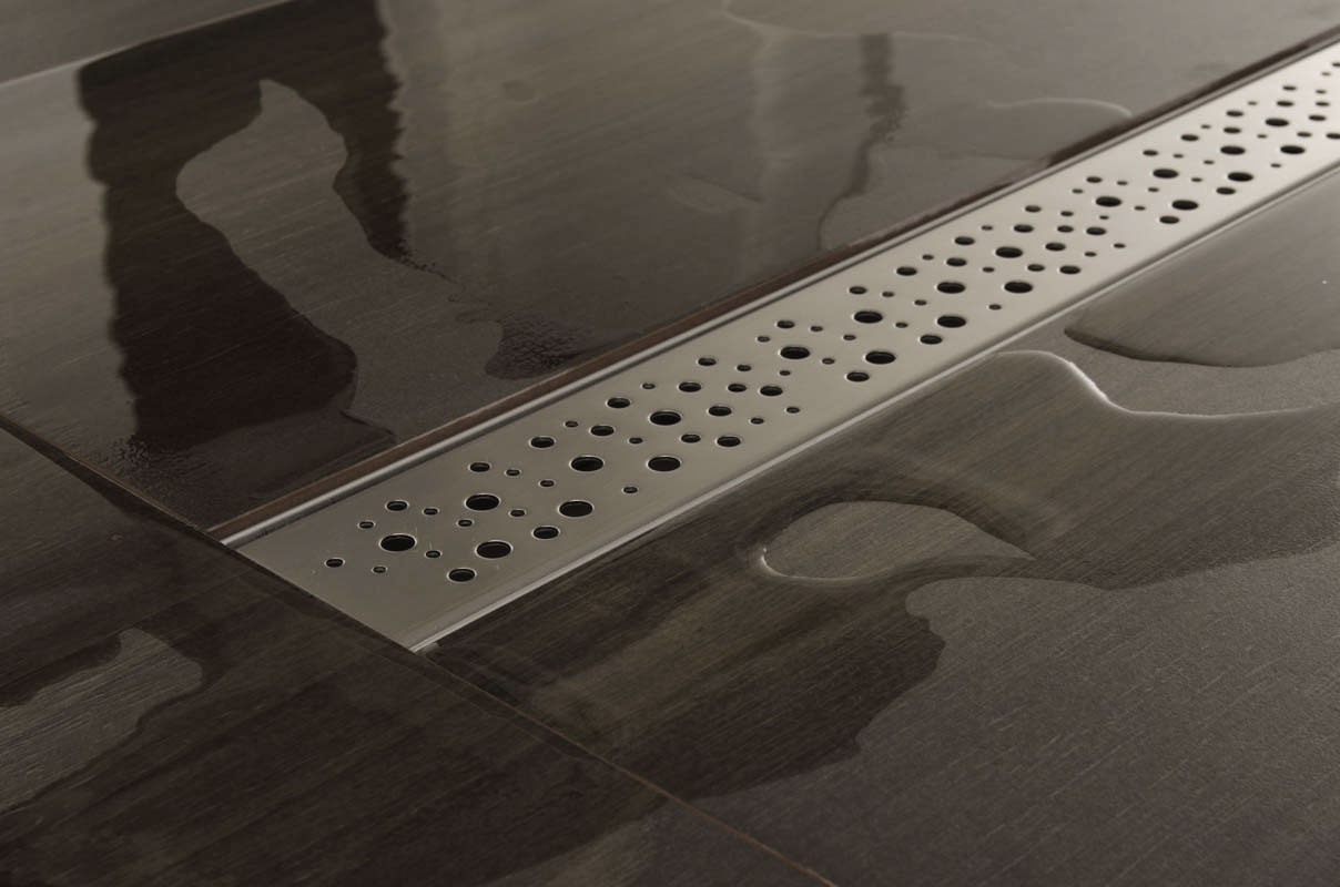 Ablaufrinne Dusche Tece : Linear Shower Drain Floor Stainless Steel
