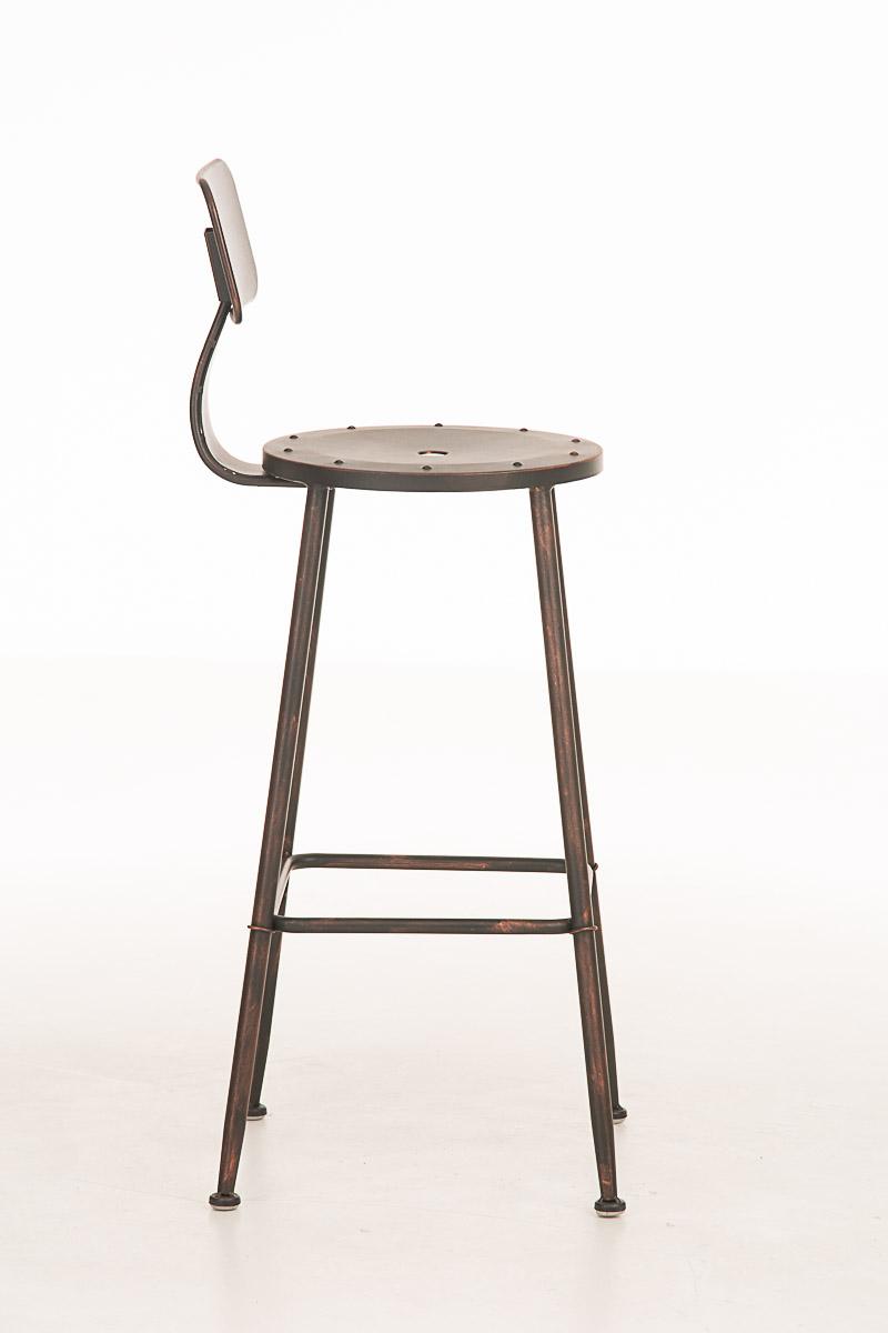 barhocker soho metallhocker sitzhocker tresenhocker. Black Bedroom Furniture Sets. Home Design Ideas