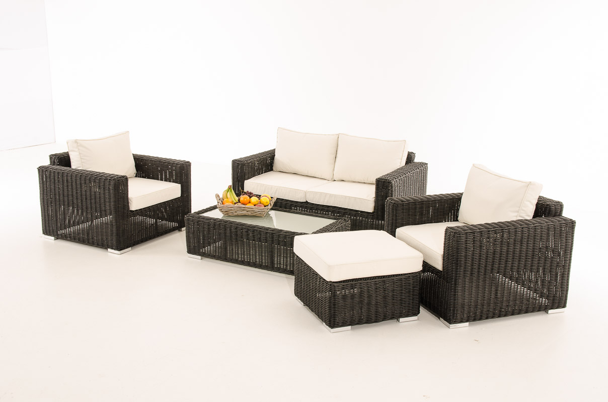 rattan gartenmobel unterschiede. Black Bedroom Furniture Sets. Home Design Ideas