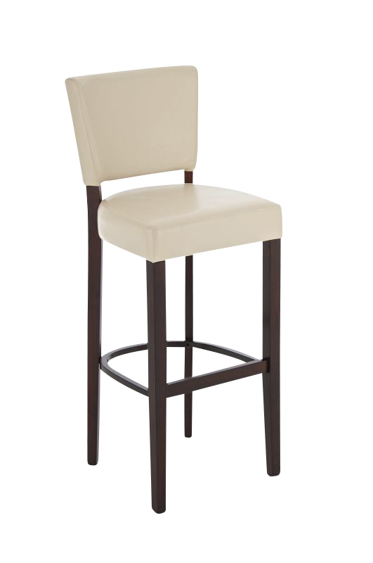 Barhocker lionel holz barstuhl hocker bar stuhl for Tresenhocker küche