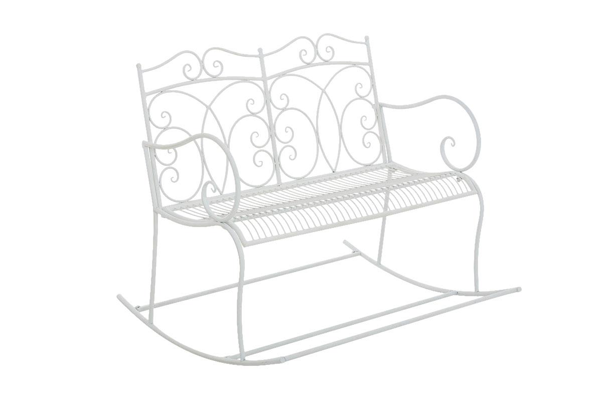 schaukelbank gesine gartenbank metall sitzbank gartenschaukel 2 sitzer bank neu ebay. Black Bedroom Furniture Sets. Home Design Ideas
