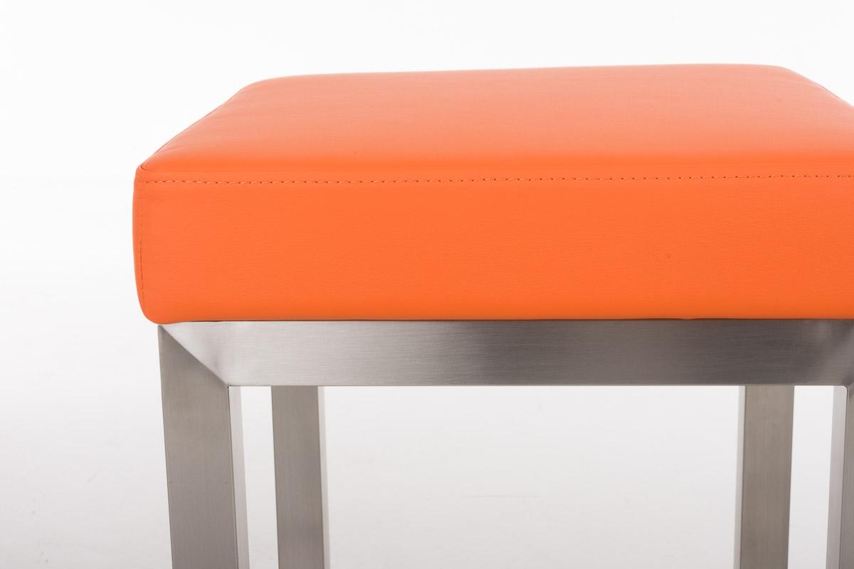 Barhocker taylor e85 stuhl hocker tresenstuhl barstuhl for Barhocker orange