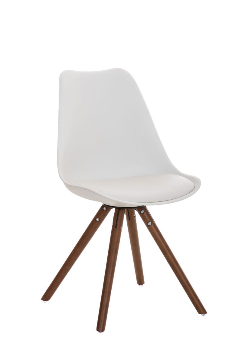 Besucherstuhl pegleg walnuss loft chair design for Design konferenzstuhl