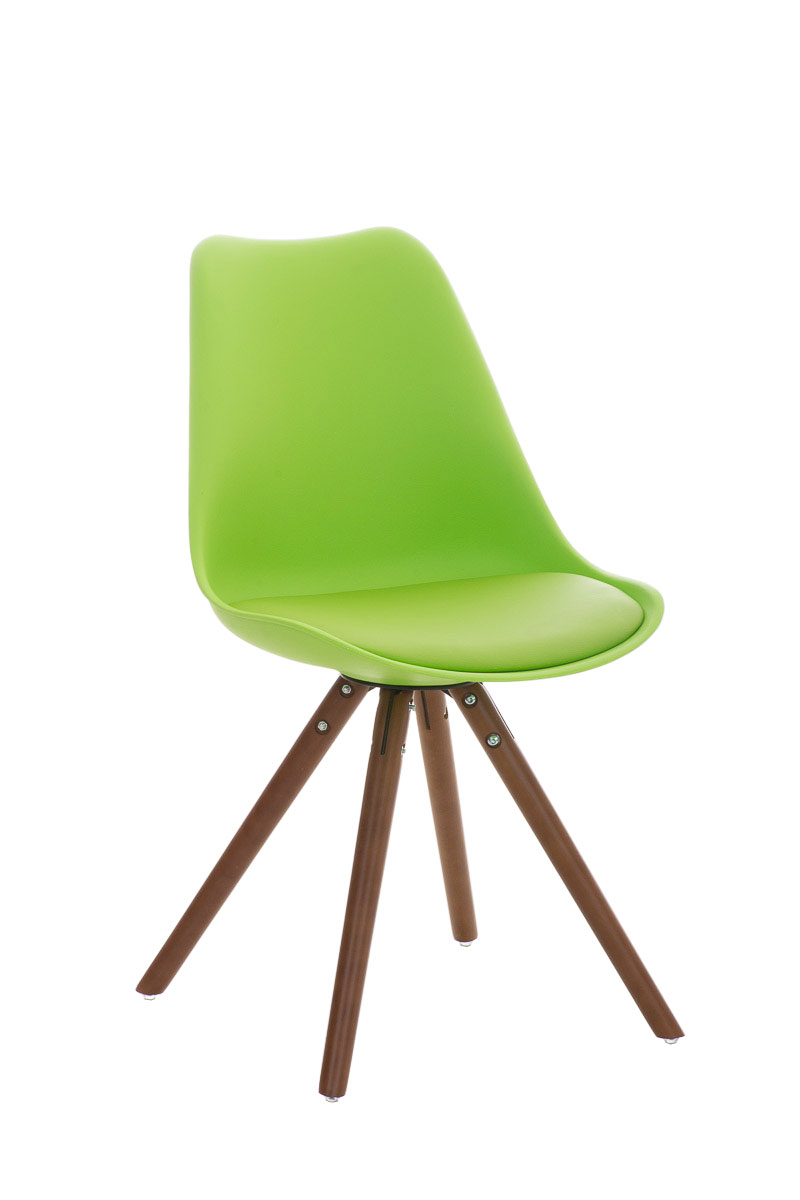 Besucherstuhl pegleg walnuss loft chair design for Besucherstuhl design