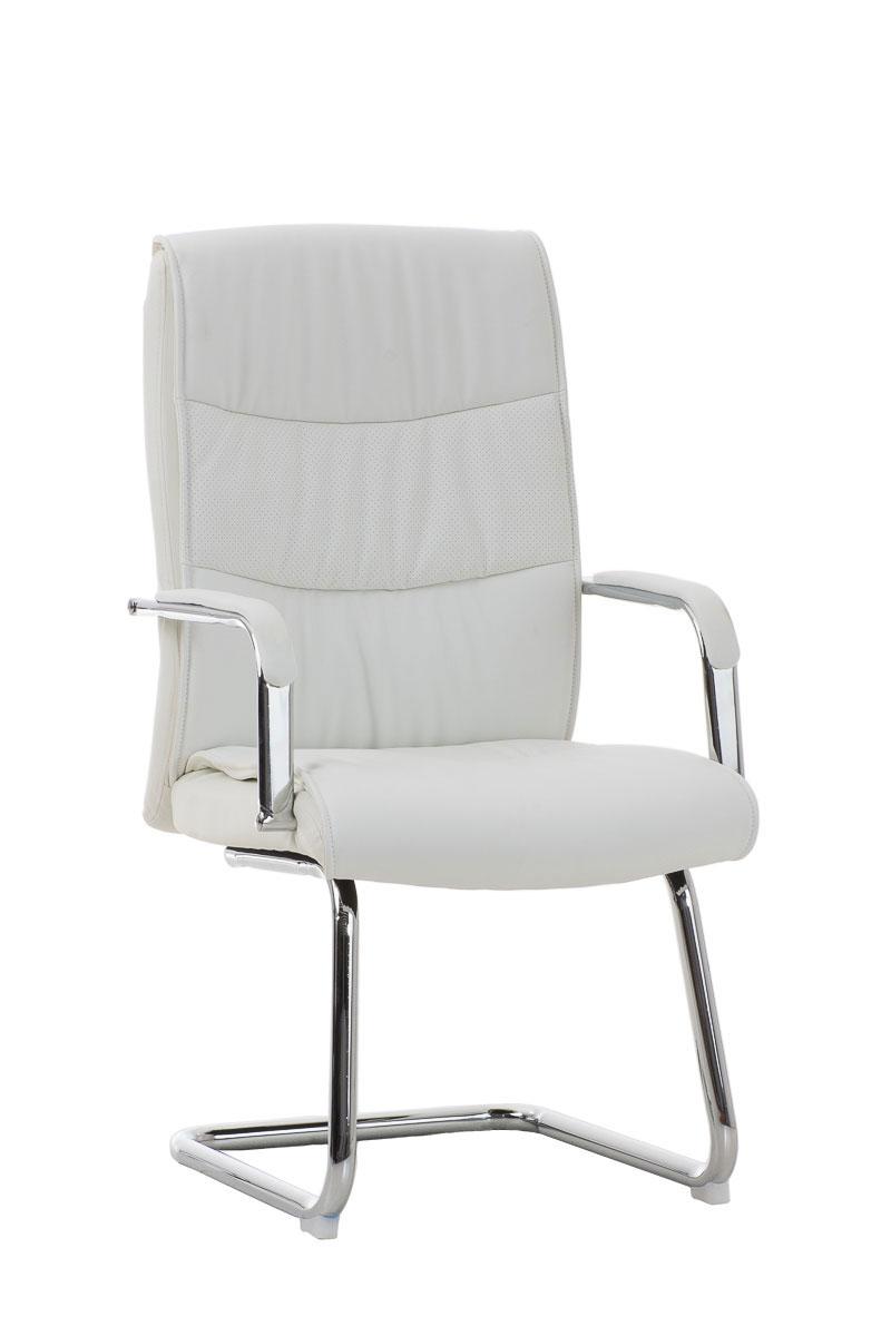 besucherstuhl caro kunstleder freischwinger konferenzstuhl b rom bel sessel neu ebay. Black Bedroom Furniture Sets. Home Design Ideas