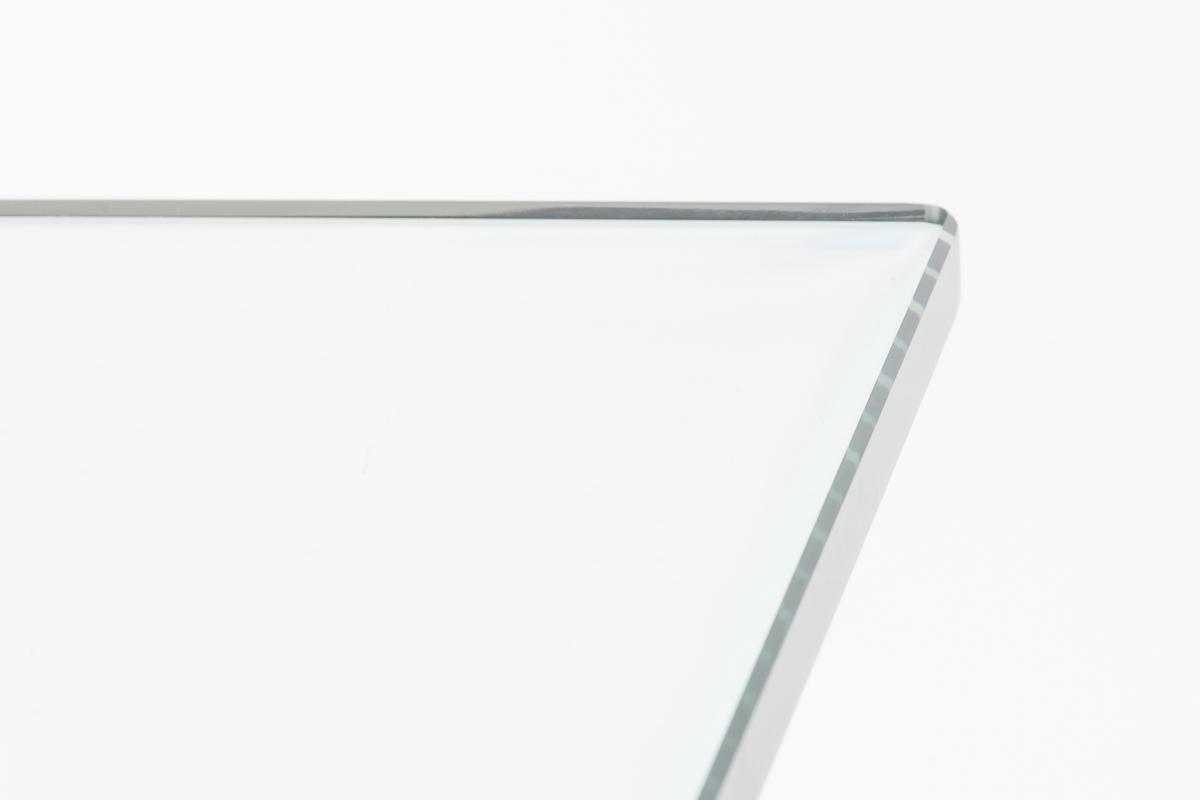 edelstahl stehtisch vitra 70x70cm h he 110cm tischplatte glas oder holz farbwahl ebay. Black Bedroom Furniture Sets. Home Design Ideas