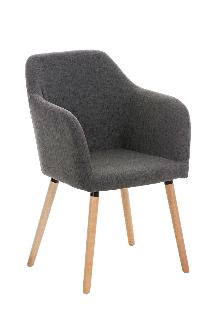 fauteuil salle manger picard chaise tissu bois accoudoir visiteur cuisine neuf ebay. Black Bedroom Furniture Sets. Home Design Ideas