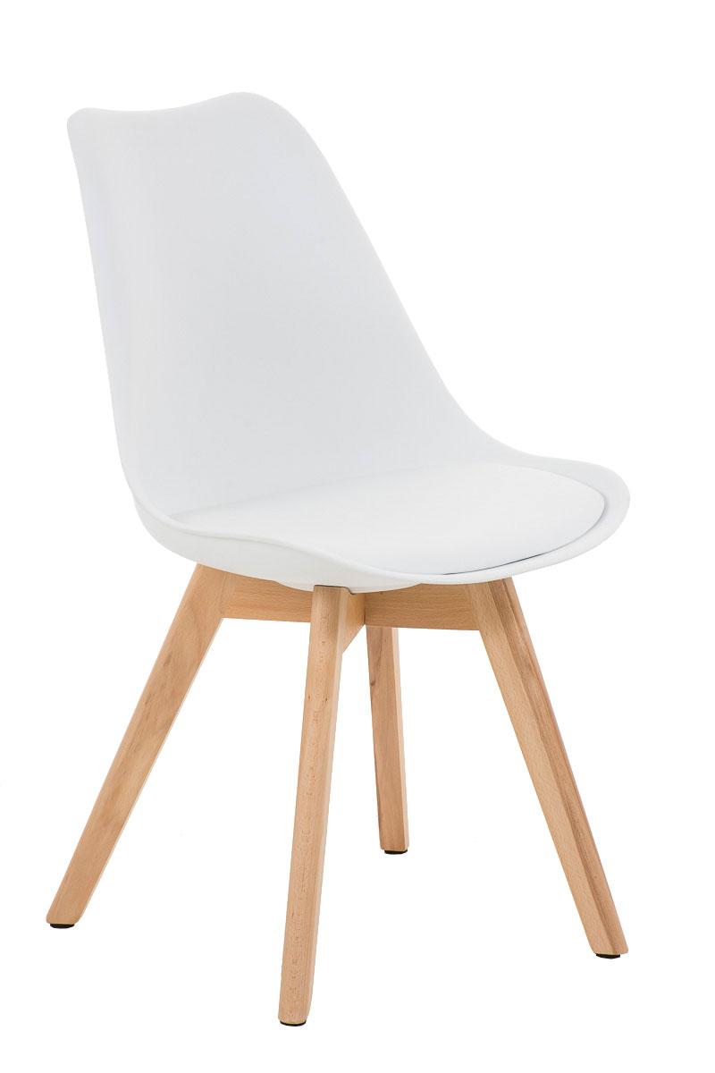 Besucherstuhl borneo natura loft chair design for Design konferenzstuhl