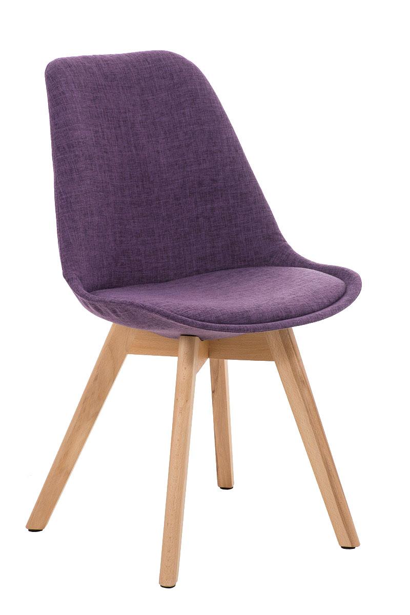 Besucherstuhl borneo stoff natura loft chair design for Design konferenzstuhl