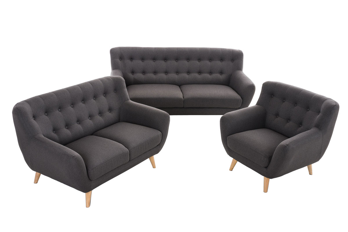 couch garnitur rihanna 3 2 1 polstergarnitur sofagarnitur sessel sofa couch neu ebay. Black Bedroom Furniture Sets. Home Design Ideas