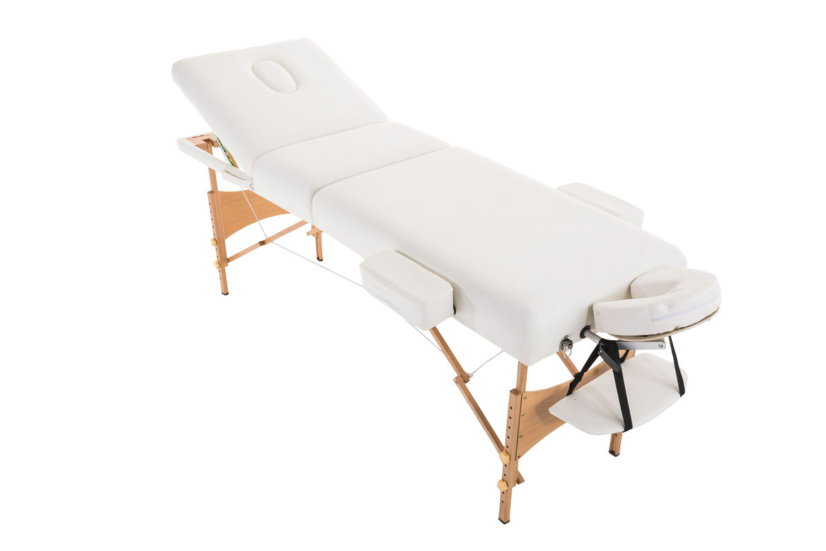 Massage table dream bed beauty salon portable folding for Beauty salon bed