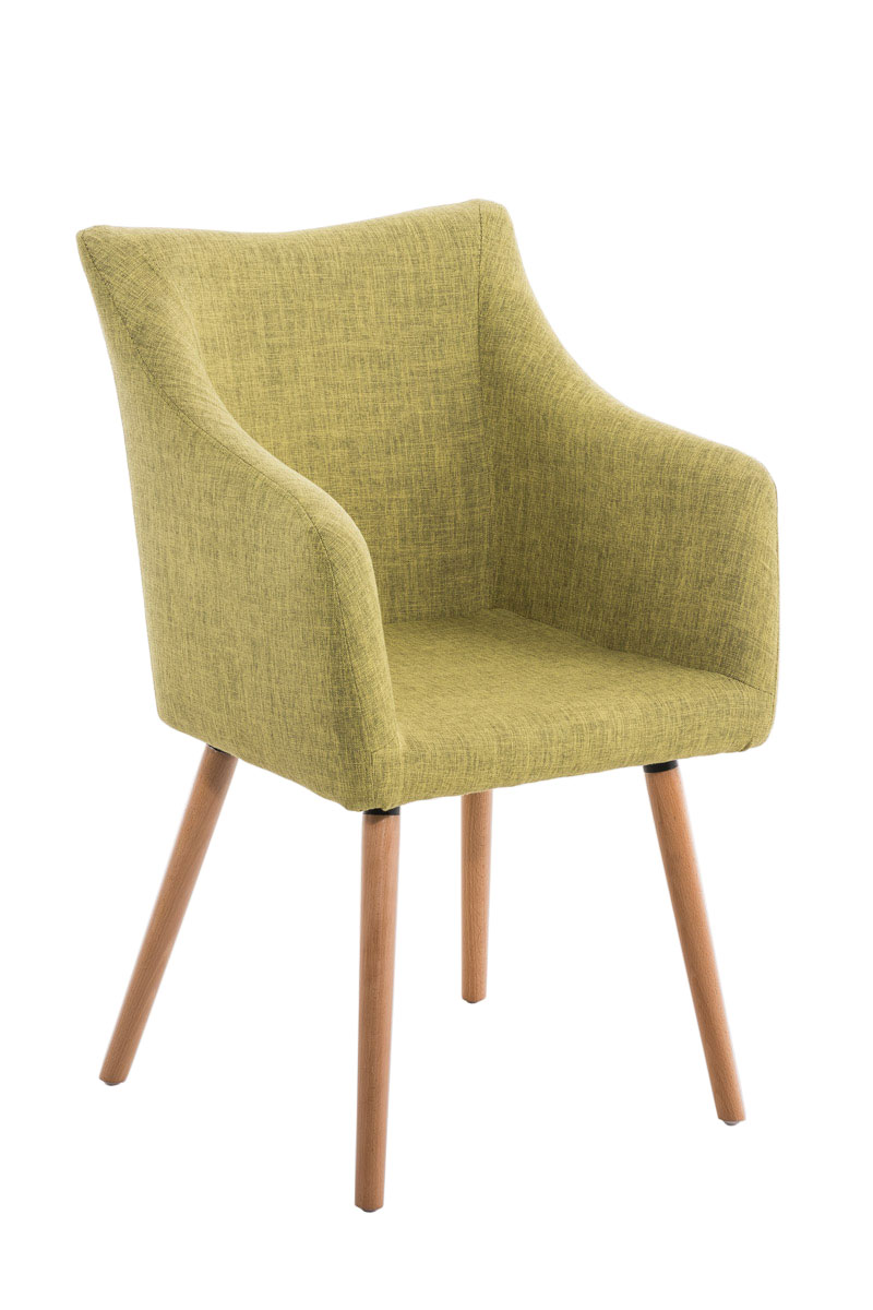 Chair Mccoy Tweed Conference Dining Waiting Room Wooden