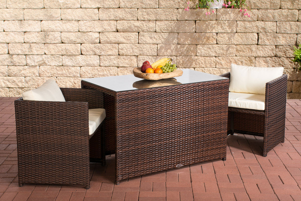 poly rattan balkon sitzgruppe botella rattan gartenm bel. Black Bedroom Furniture Sets. Home Design Ideas