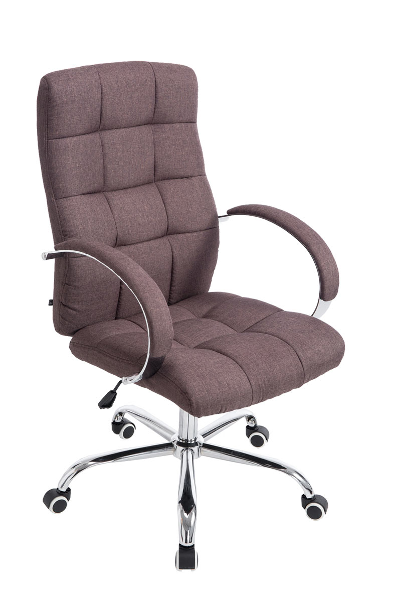Bürosessel  Bürostuhl Mikos Stoff Chefsessel Schreibtischstuhl Drehstuhl ...