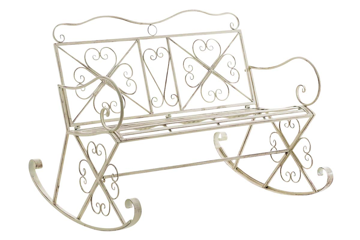 schaukelbank silly gartenbank metall sitzbank gartenschaukel 2 sitzer eisenbank ebay. Black Bedroom Furniture Sets. Home Design Ideas