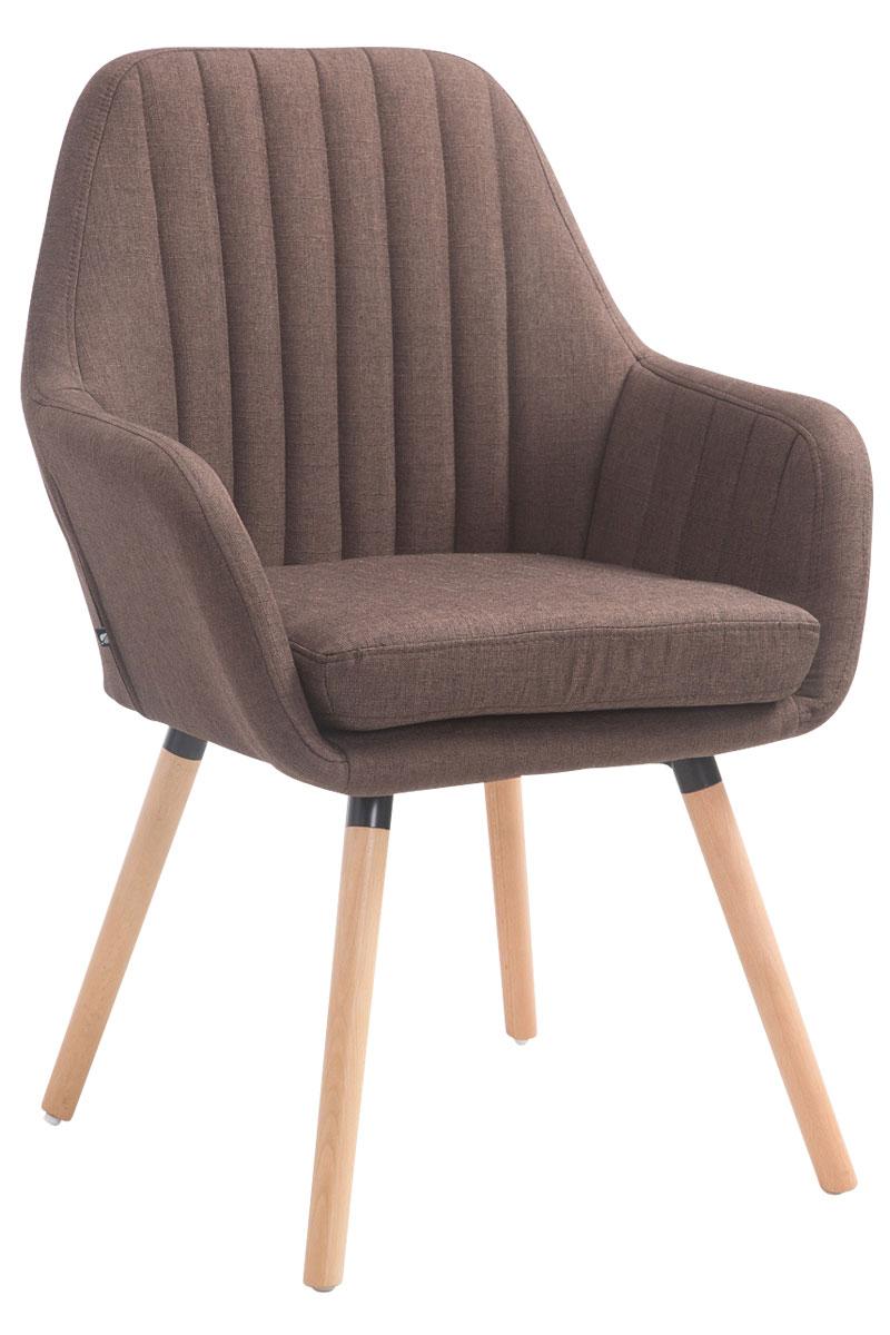 stuhl florian stoff holzbeine besucherstuhl esszimmerstuhl polsterstuhl lehne ebay. Black Bedroom Furniture Sets. Home Design Ideas