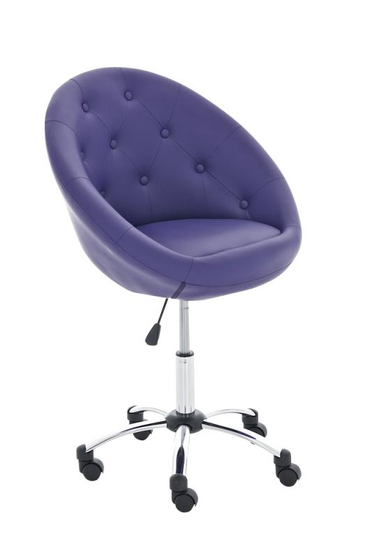 Office Chair LONDON Fun Home Swivel Adjustable Work