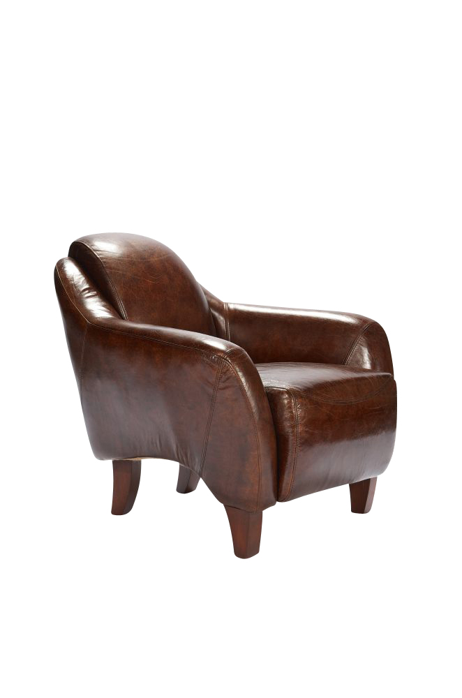 sessel howard echtleder braun clubsessel klassik ledersessel vintage antik ebay. Black Bedroom Furniture Sets. Home Design Ideas