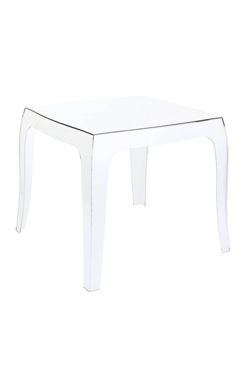 Beistelltisch design kunststoff bistro tisch queen modern for Beistelltisch kunststoff