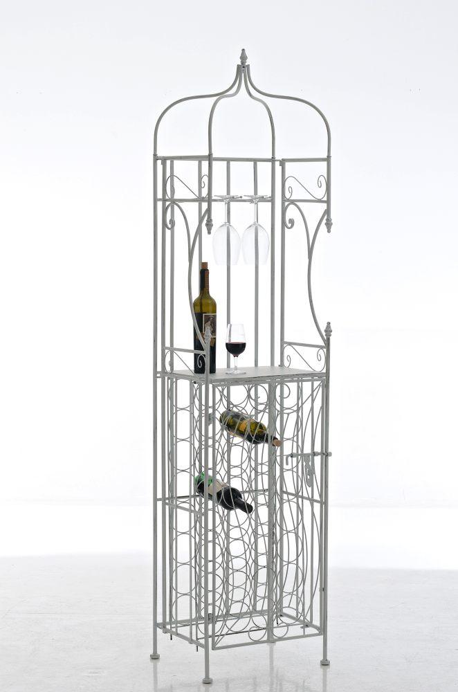 weinregal nosty vintage eisen flaschenregal weinschrank regal t r abschlie bar ebay. Black Bedroom Furniture Sets. Home Design Ideas