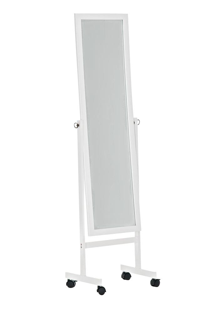 standspiegel cp350 ankleidespiegel spiegel holz wei. Black Bedroom Furniture Sets. Home Design Ideas