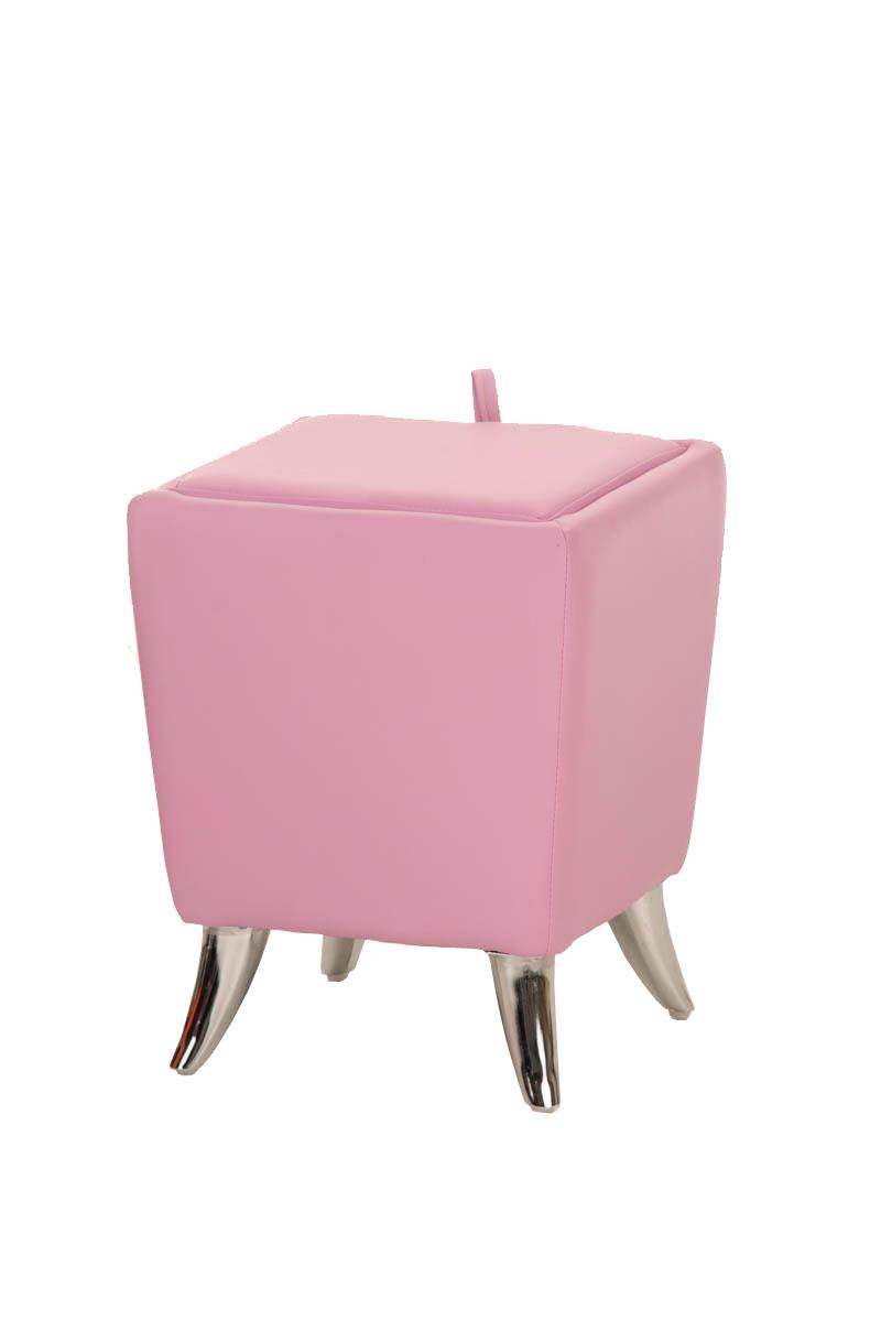 Sitzhocker Cp212 Hocker Mit Stauraum Pink