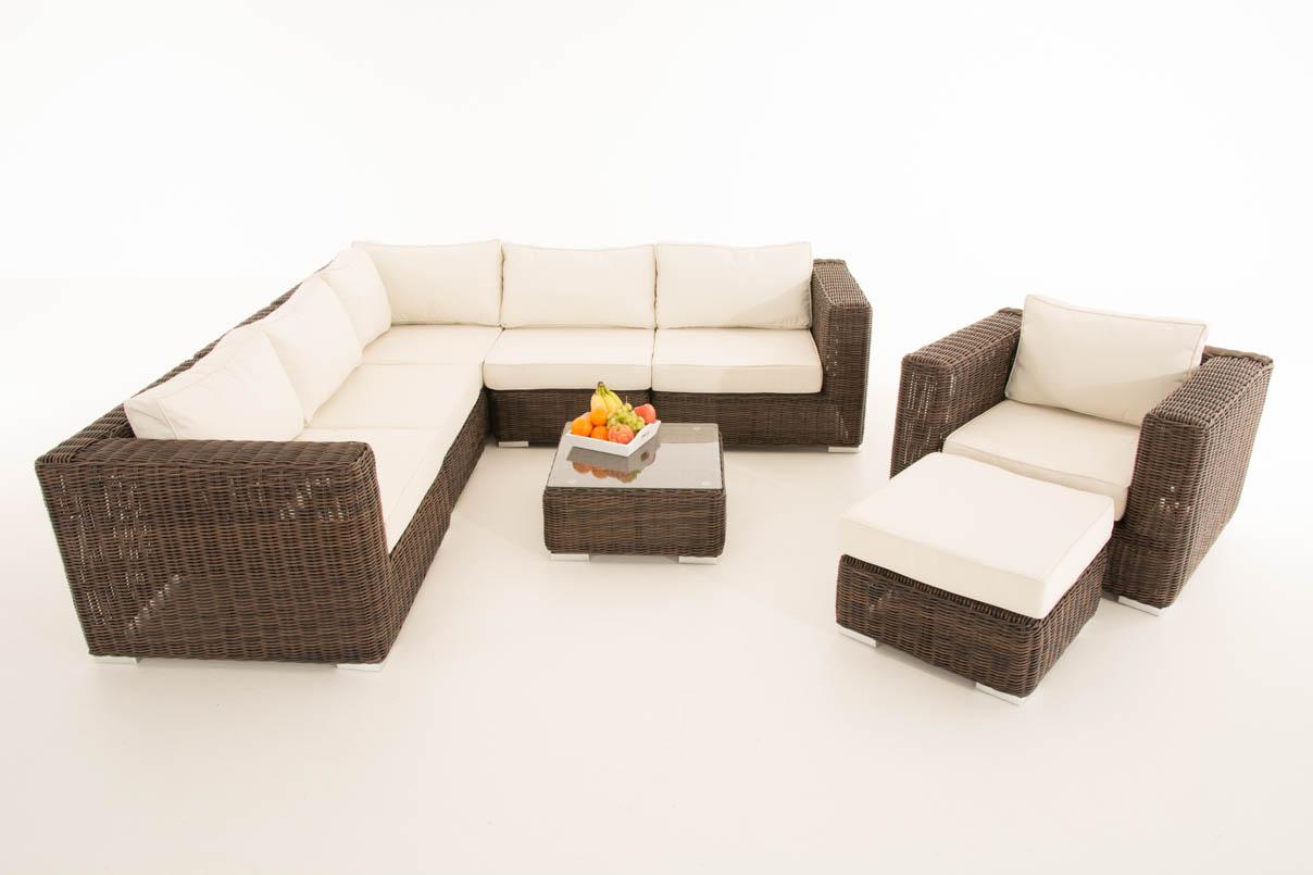 polyrattan ariano alles ber wohndesign und m belideen. Black Bedroom Furniture Sets. Home Design Ideas