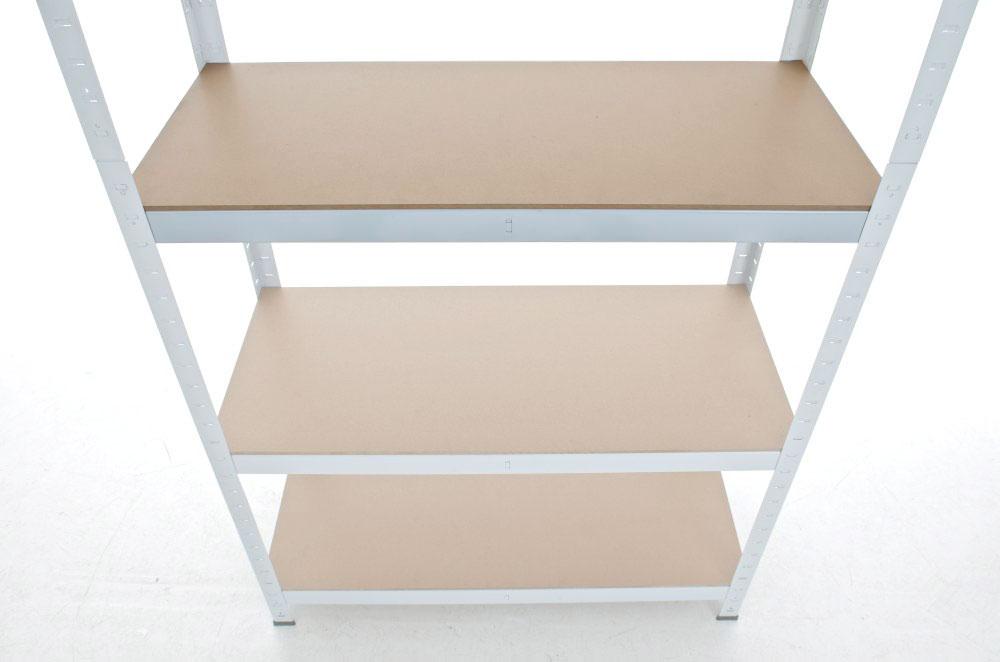 Steckregal holz  Einlegeboden für Steckregal 90x40 cm Regalboden Platte Regalbrett ...