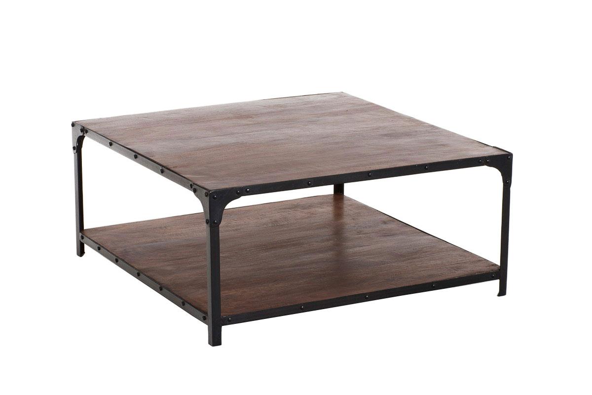 industrial couchtisch kukshi sofatisch metall vintage. Black Bedroom Furniture Sets. Home Design Ideas