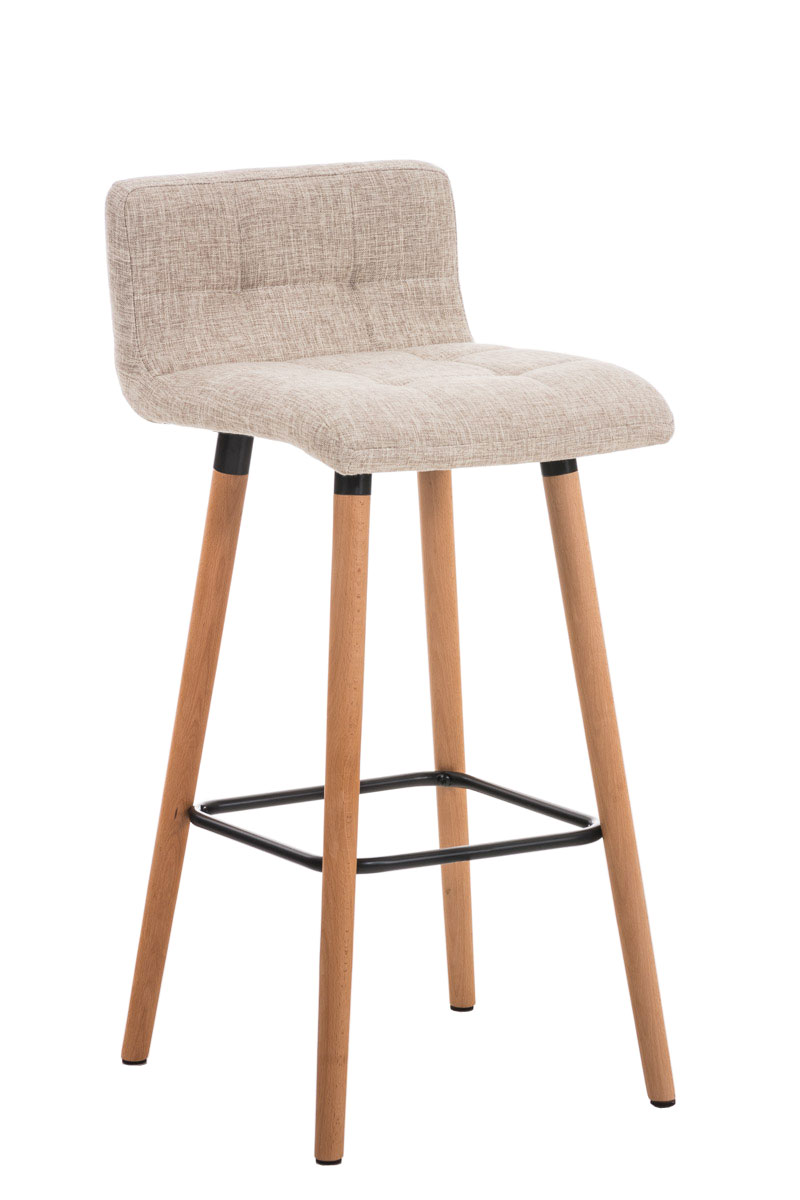 Bar Stool Lincoln Tweed Modern Kitchen Counter Breakfast