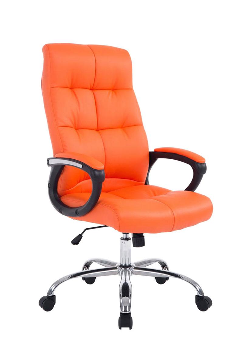 XXL-comfortabele-bureaustoel-POSEIDON-directiestoel-managersstoel-kunstleer