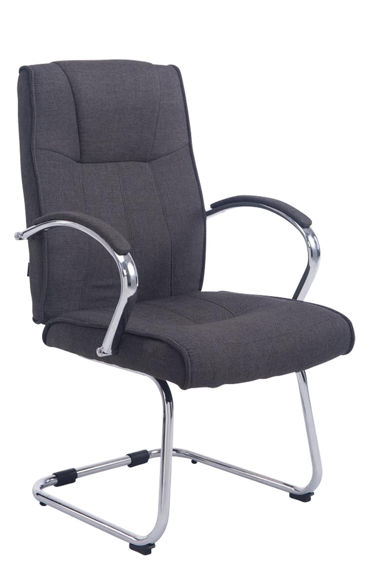 besucherstuhl basel v2 stoff freischwinger konferenzstuhl lehnstuhl gepolstert ebay. Black Bedroom Furniture Sets. Home Design Ideas