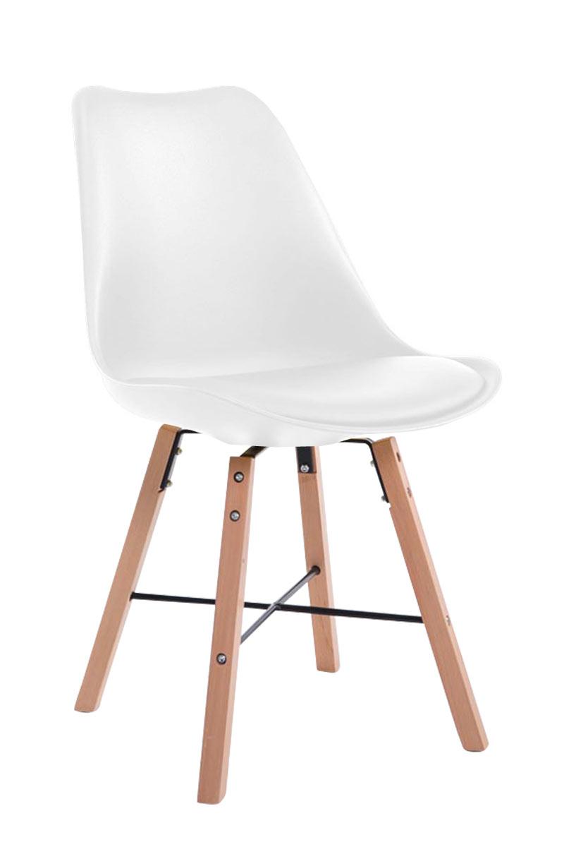 besucherstuhl laffont natura holz mit lehne esszimmerstuhl stuhl schalenstuhl ebay. Black Bedroom Furniture Sets. Home Design Ideas