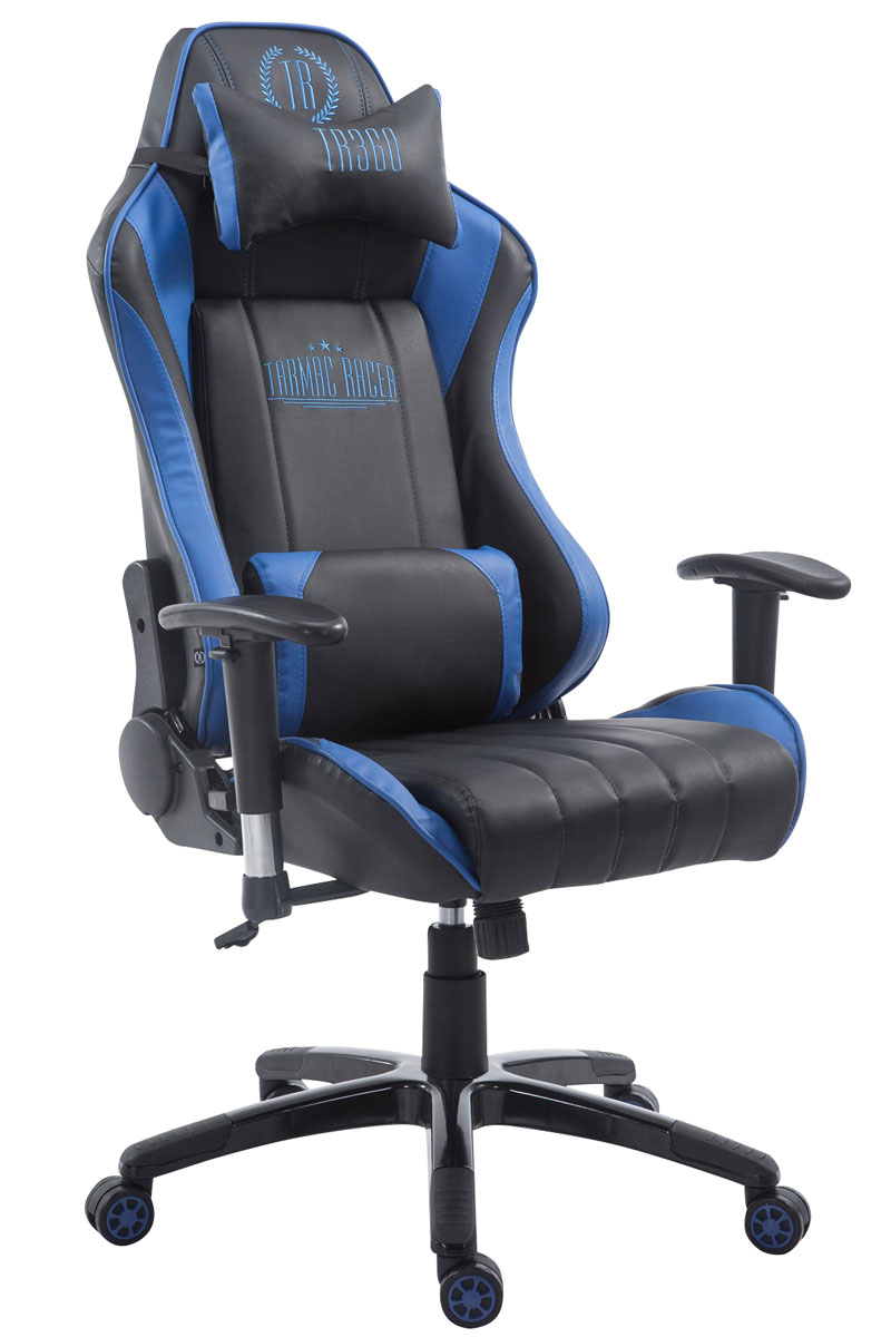 fauteuil de bureau racing shift xl similicuir chaise gaming hauteur r glable ebay. Black Bedroom Furniture Sets. Home Design Ideas