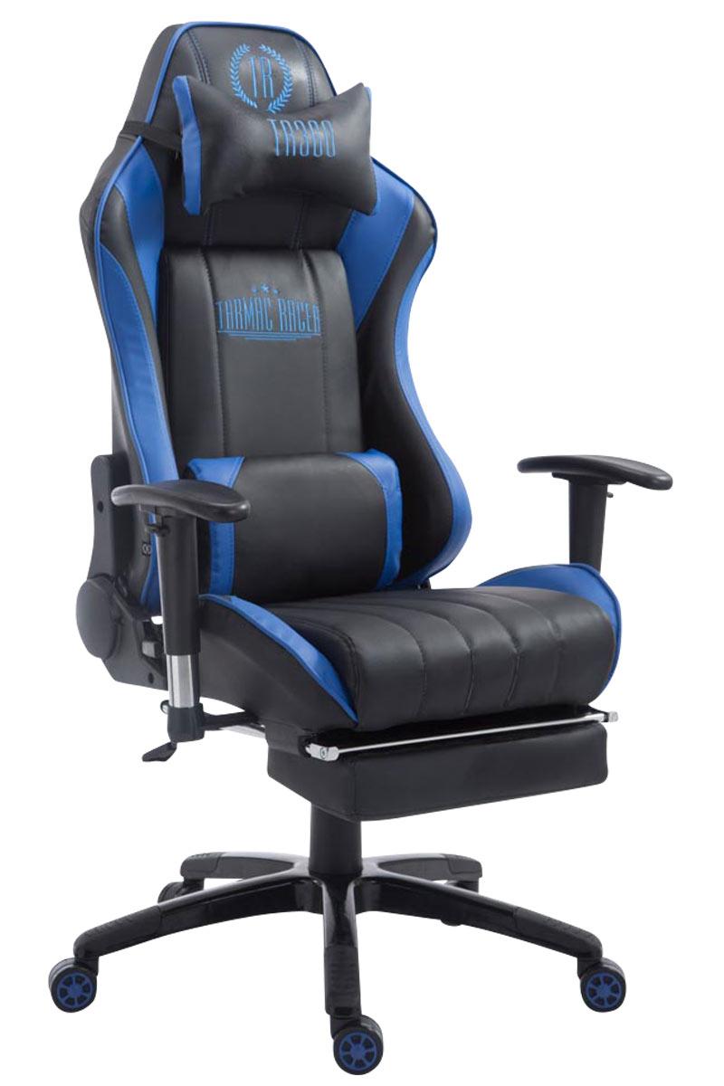 racing b rostuhl shift gaming schreibtischstuhl kunstleder mit ohne fu st tze ebay. Black Bedroom Furniture Sets. Home Design Ideas
