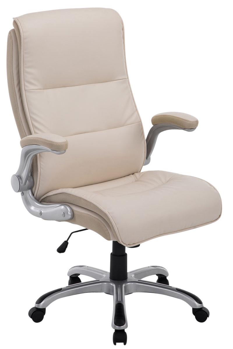 fauteuil bureau villach xl similicuir chaise rembourr pais inclinable r glable ebay. Black Bedroom Furniture Sets. Home Design Ideas