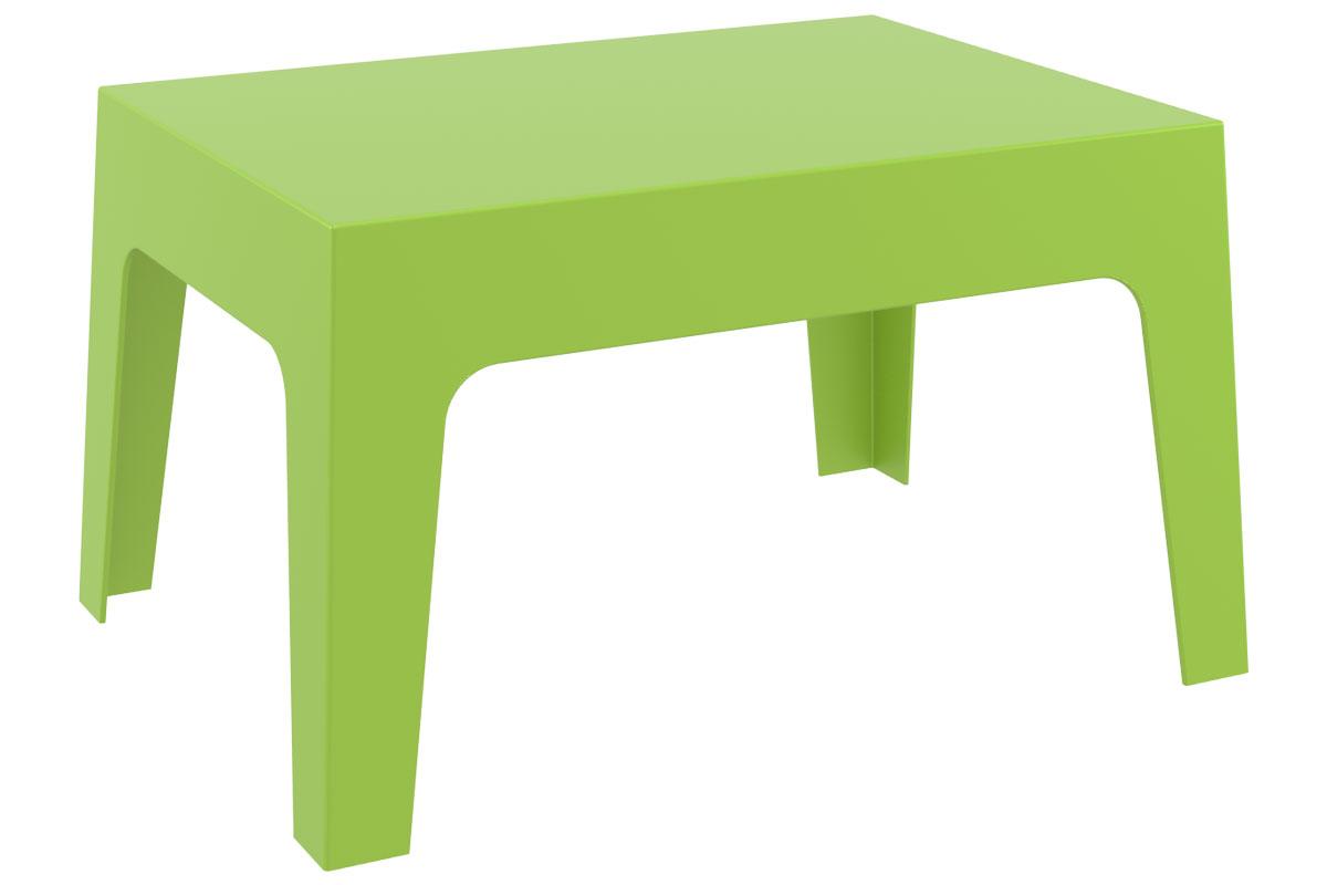 Design garten lounge tisch box kunststoff 70 x 50 cm - Garten lounge tisch ...