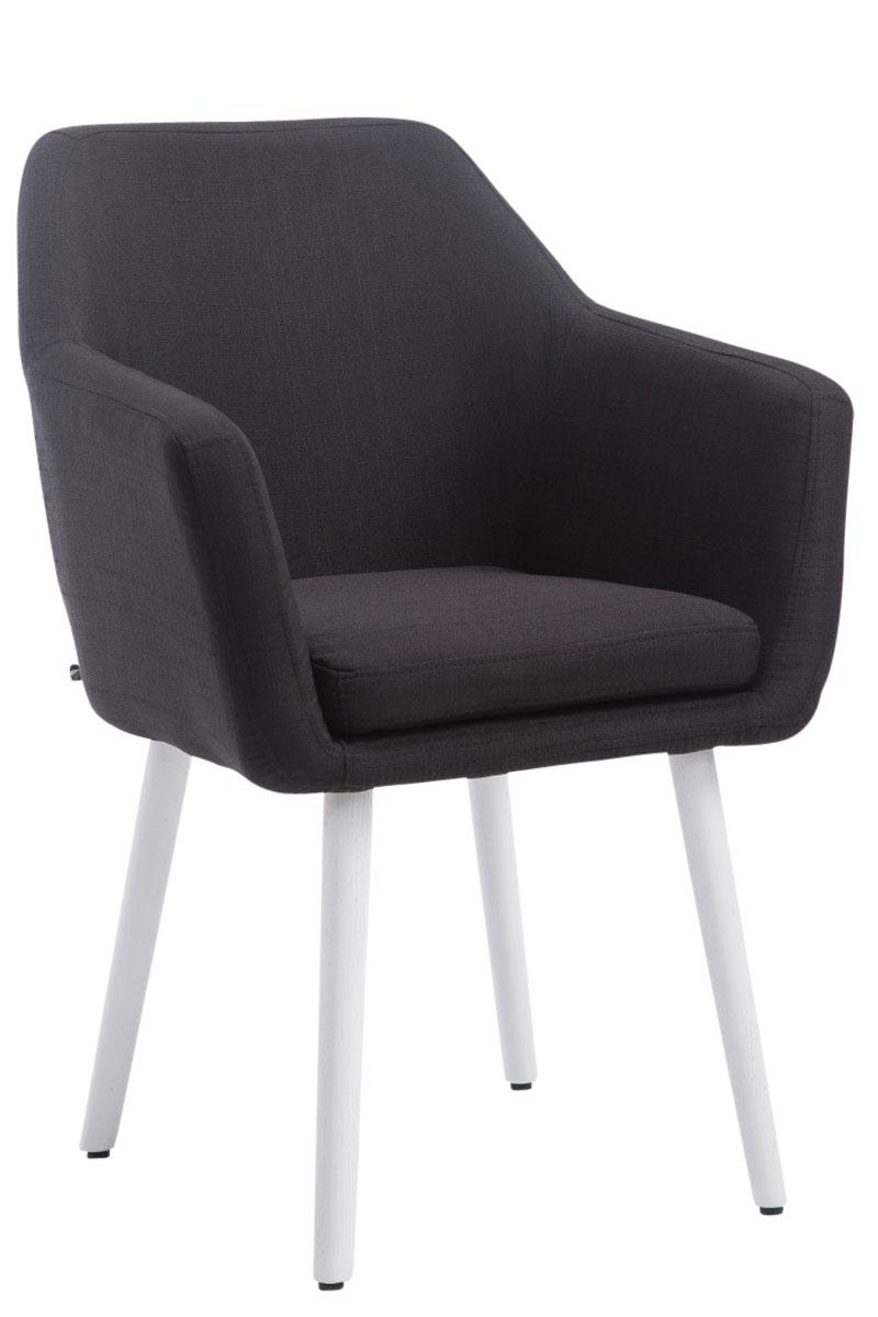 holz besucherstuhl utrecht stoff armlehnstuhl konferenzstuhl esszimmerstuhl ebay. Black Bedroom Furniture Sets. Home Design Ideas