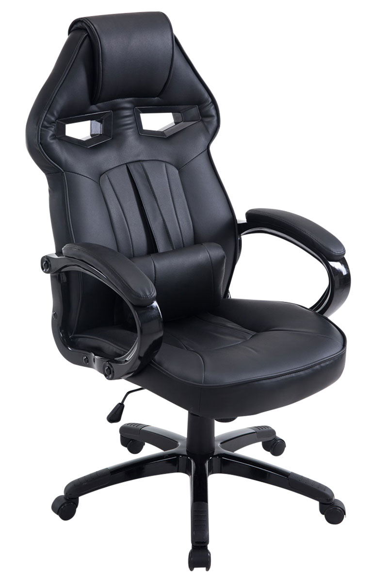 chaise bureau racing diesel fauteuil jeu accoudoir similicuir coussin sport neuf ebay. Black Bedroom Furniture Sets. Home Design Ideas